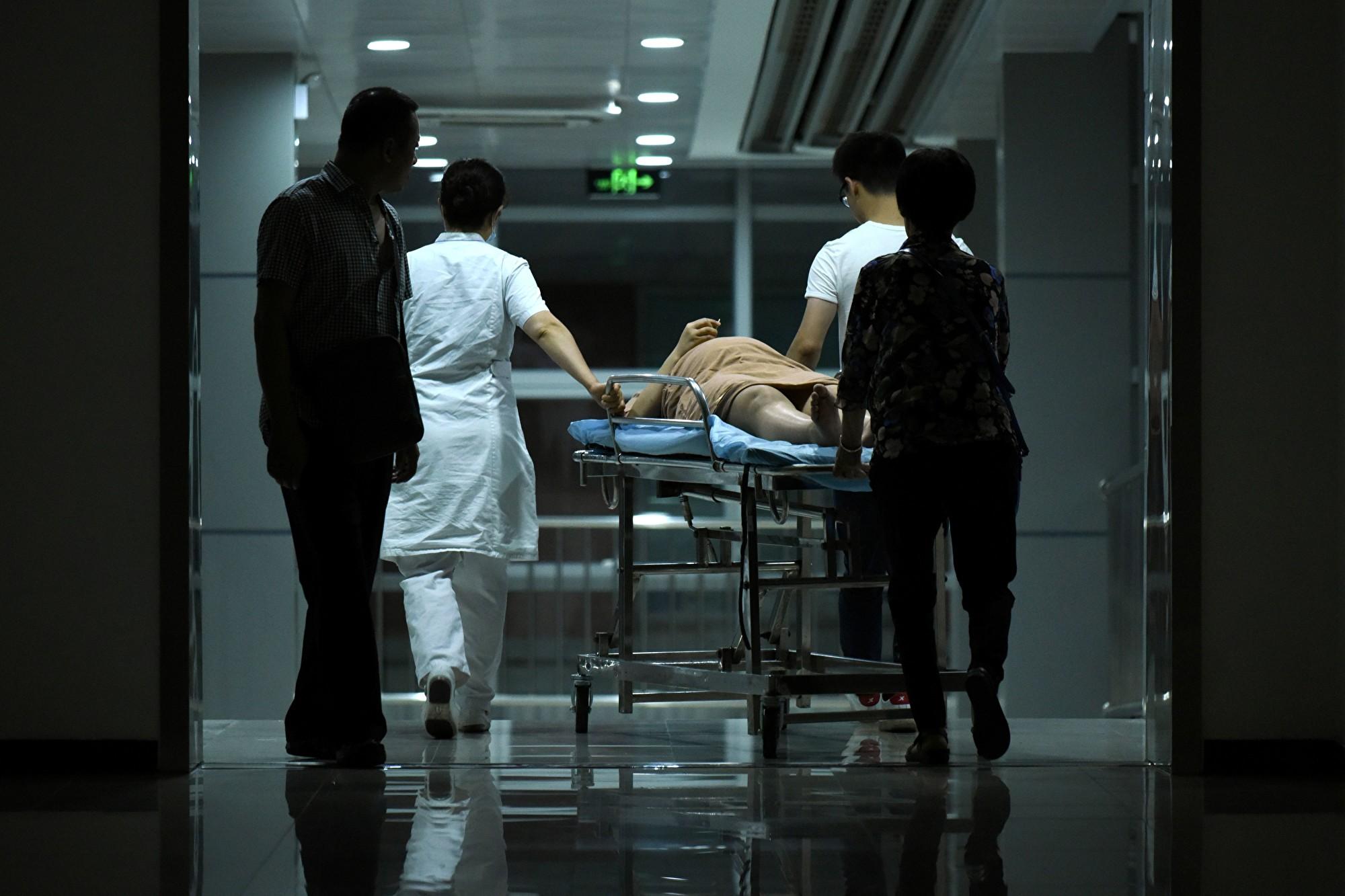 中共醫改收費明降暗升 醫療服務費大幅上漲