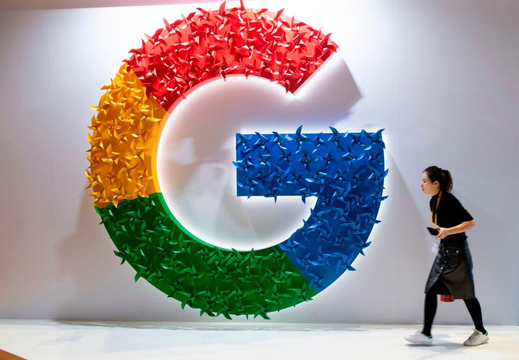 自從矽谷投資者彼得·泰爾指控谷歌與中國軍方合作後,這場爭議也引發了人們對谷歌在中國所做的事情的興趣。(Johannes Eisele/AFP/Getty Images)
