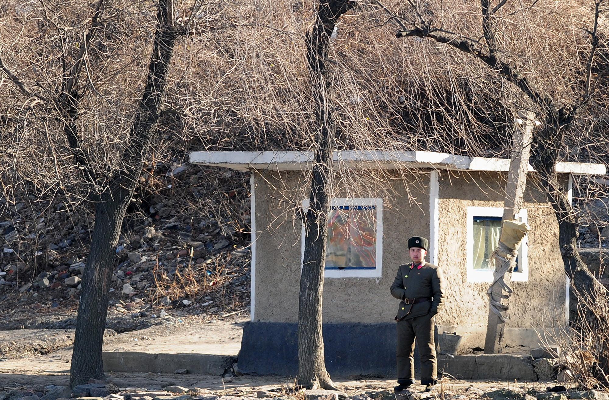 韓媒:北韓士兵缺糧 越境闖中國民宅行竊