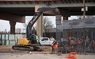 建邊境牆 美高院批准撥25億給五角大樓
