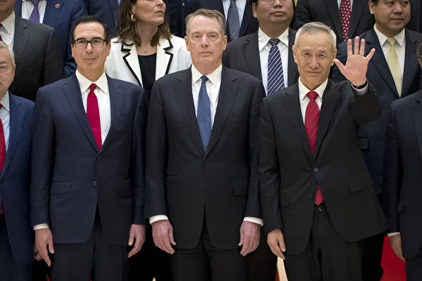中美今日將貿易通話 姆欽:華為不是關鍵點