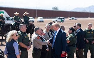 川普執政頭兩年 數據顯示邊境死亡率下降