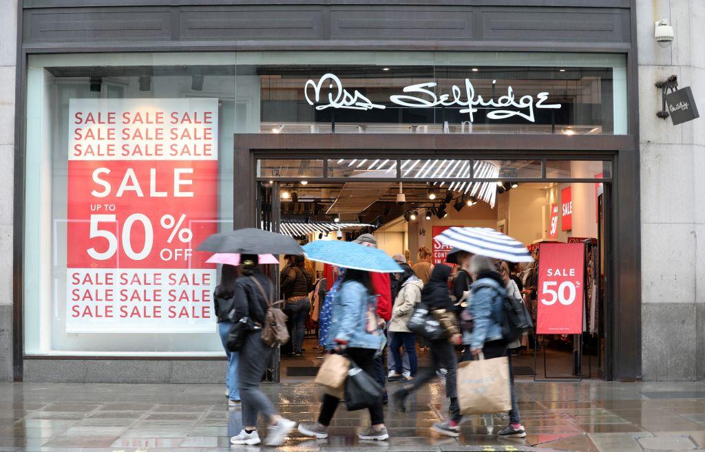 美零售額連續5個月增長 消費者表現強勢