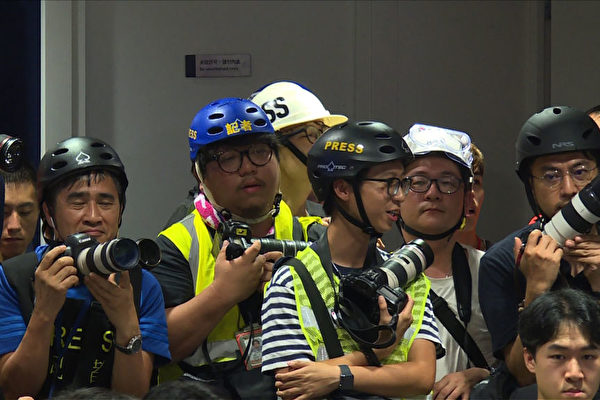 程晓容:热水煮蛙——香港新闻自由在倒退