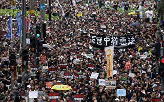 《时代》最具影响力网络人物 港示威者上榜