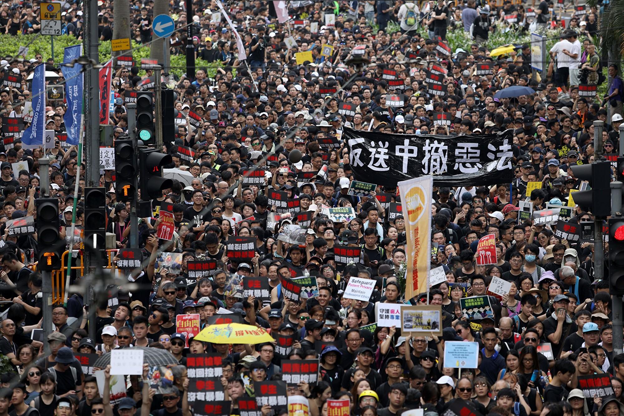 《時代》最具影響力網絡人物 港示威者上榜