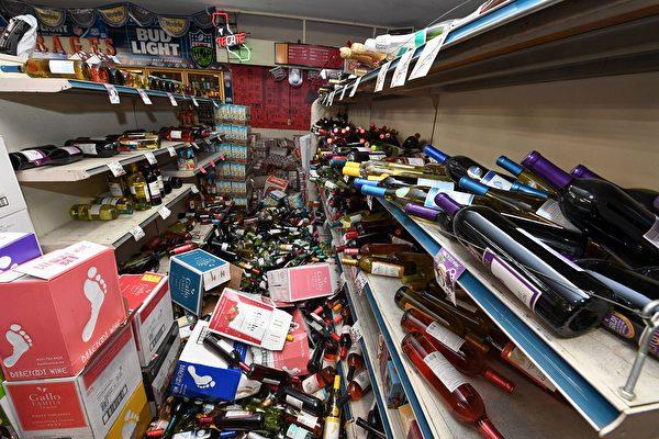 南加州強震未造成重大傷亡 未來仍有地震
