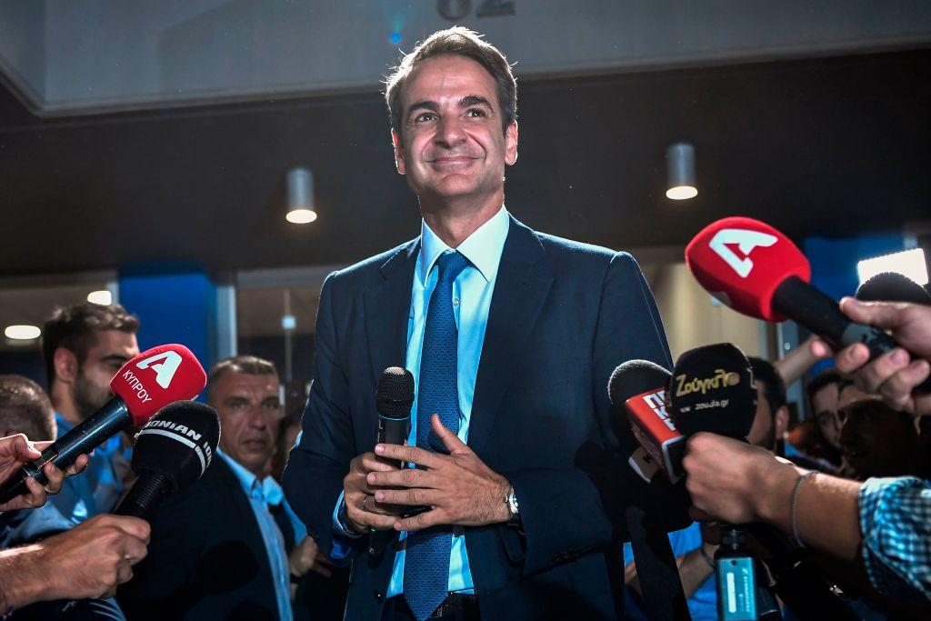 希臘國會變天 保守派奪逾半數席位