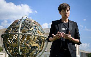 美国旧金山演讲归来 何韵诗:掌声献给香港人