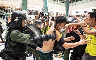 林忌:港共自制冲突 推警员送死