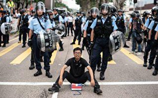 陆言:致香港警队的兄弟姐妹们