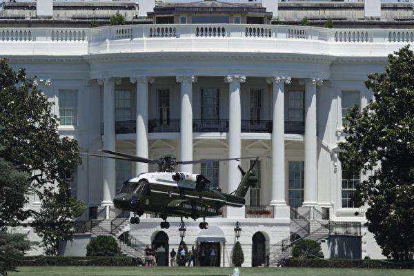 未來的陸戰隊一號直升機VH-92。(Alex Wong/Getty Images)