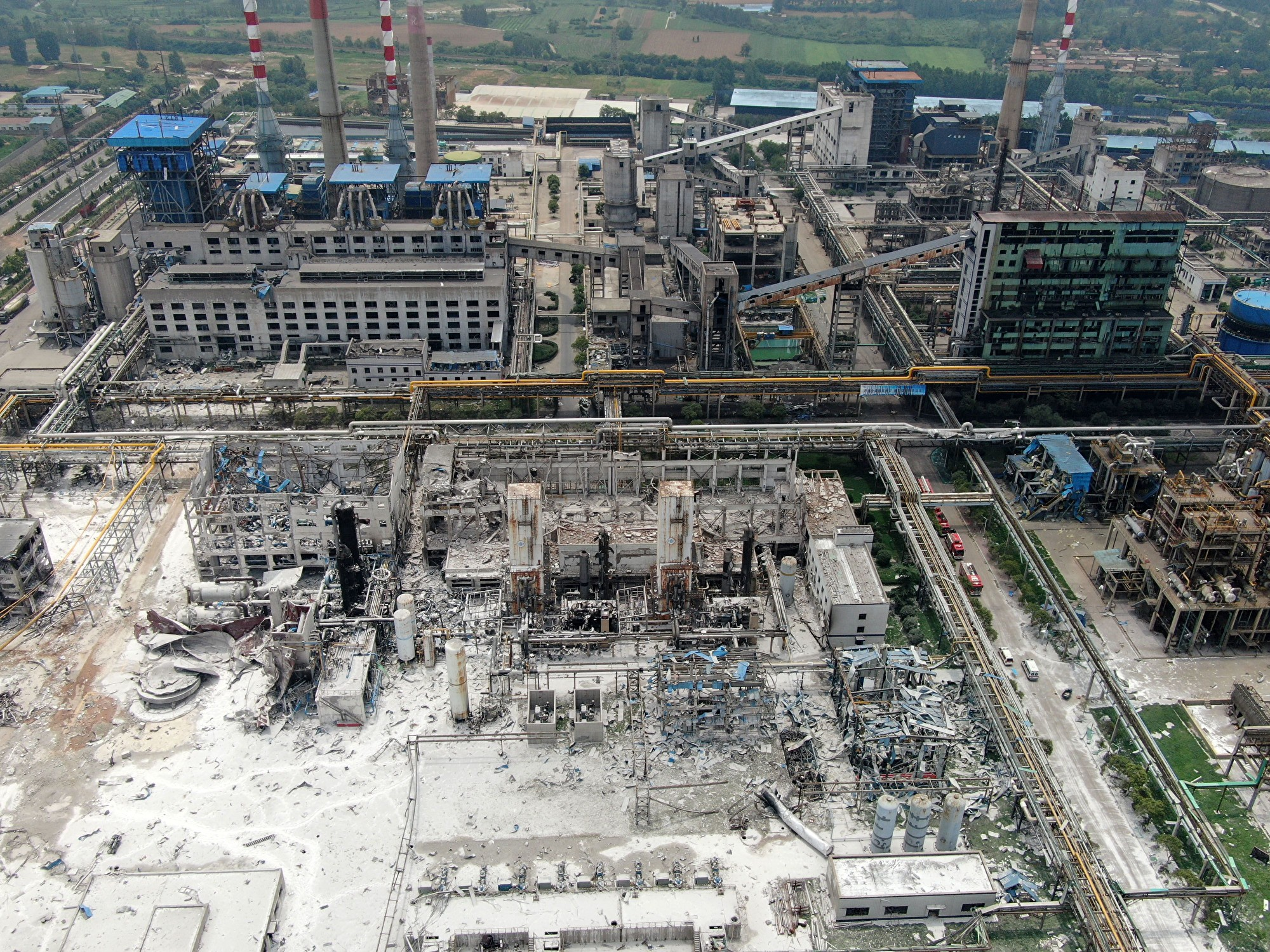 河南義馬大爆炸 死難家屬:當局封鎖消息