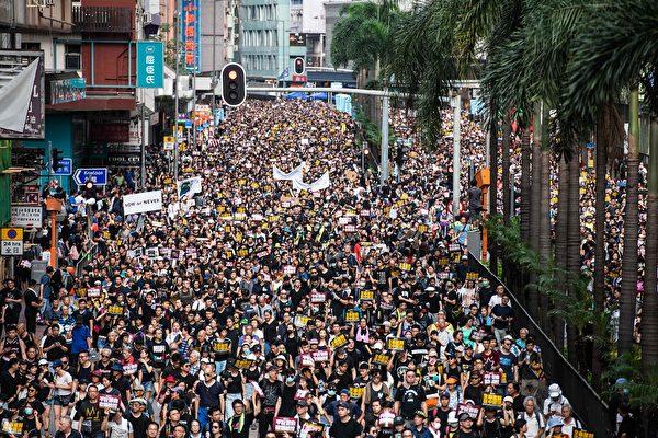香港反送中运动 无领袖主持模式能否延续?