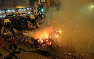 戈壁东:香港已经是个充满瓦斯的铁皮屋