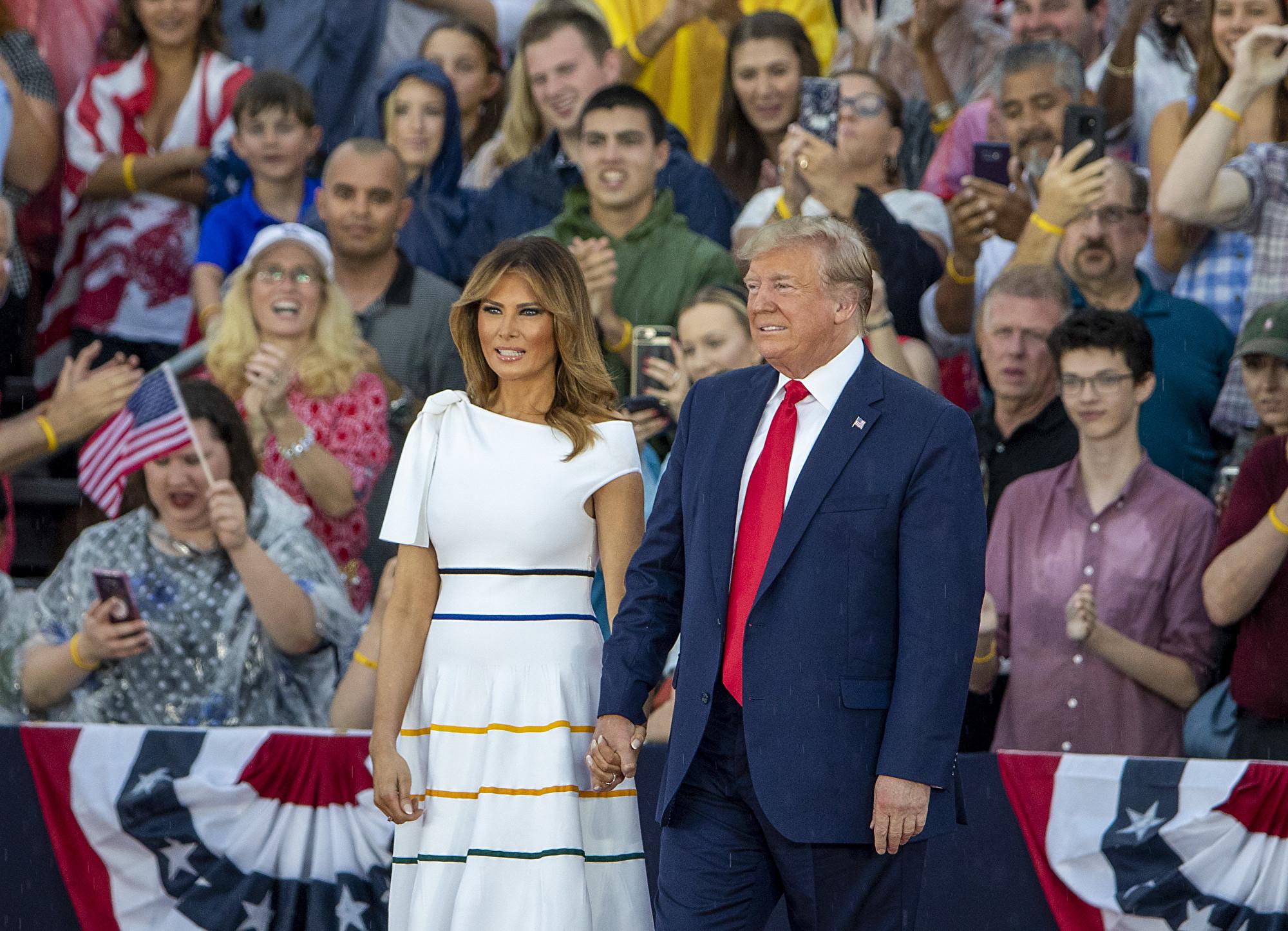 特朗普總統連任前景樂觀 經濟是主要因素