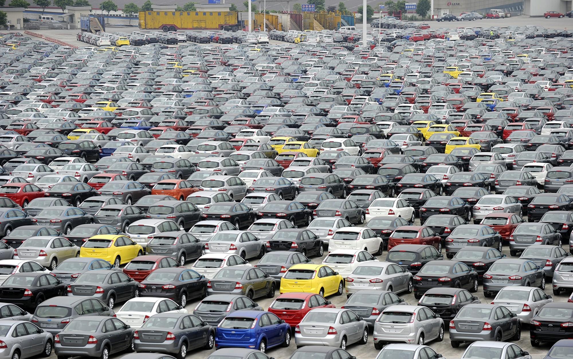 步鈴木後塵 兩外國大型車廠恐被迫撤出中國