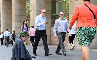 每日进账数百澳元 中国假乞丐墨尔本被捕