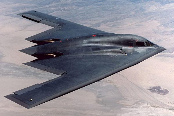 首飛迄今30年 美軍B-2轟炸機仍所向披靡