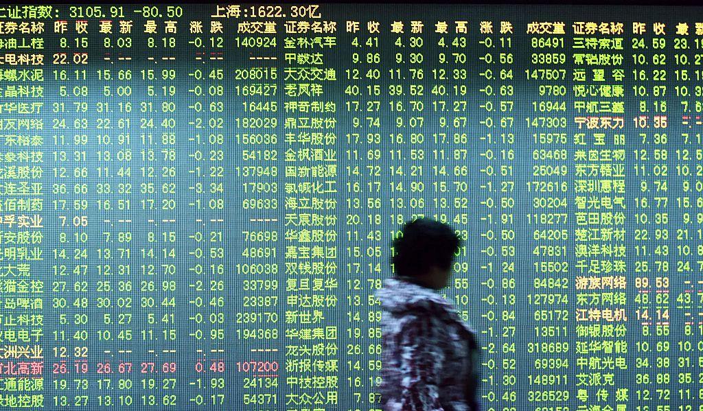 貿易戰影響 中國第二季GDP或達27年最低
