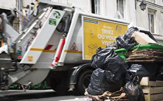 墨市流浪漢不慎睡到街上 遭垃圾車碾傷