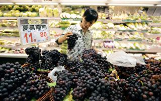 中國6月水果價漲42.7% 民眾:望果生畏