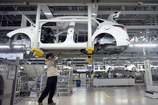 中国6月工业利润同比下降3.1%