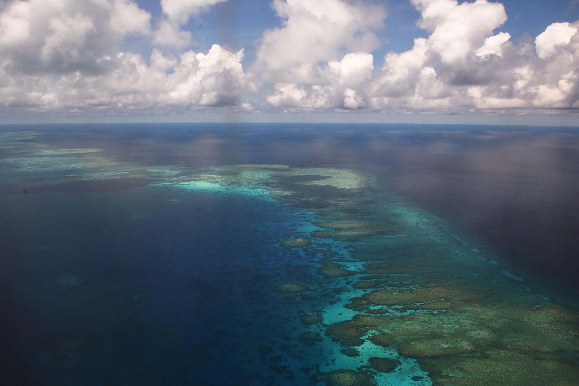 美軍:中共在南海試射導彈違背承諾