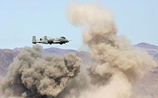 单日摧毁23辆坦克 美军A-10攻击机创纪录