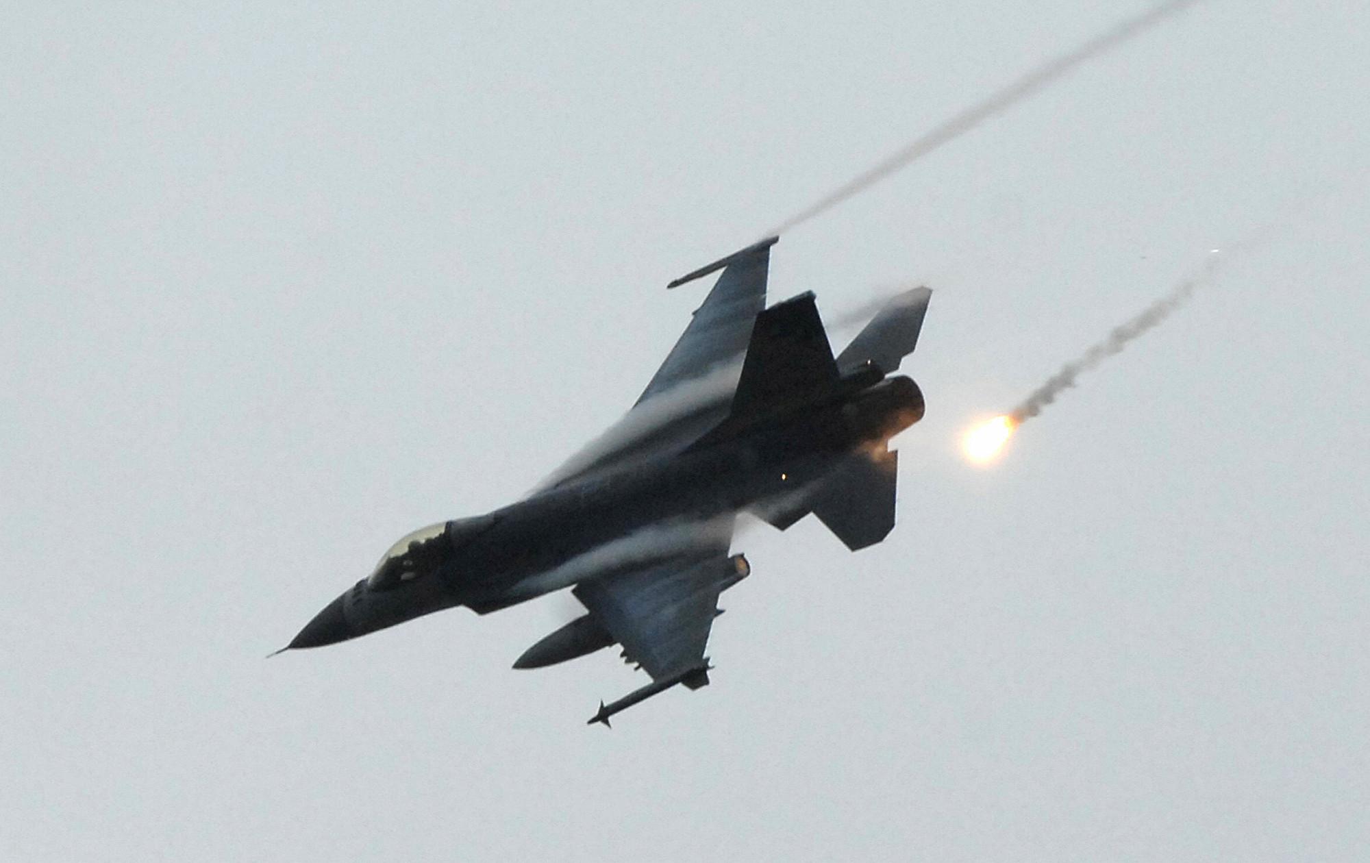 美媒:美售台F-16V戰機案 幾周後核准
