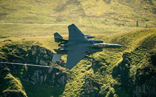 「雄鷹」的復興 F-15EX戰機受美空軍青睞