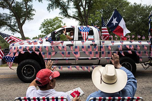 美国独立日休斯顿十大庆典活动