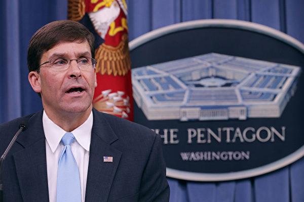 中美全面對抗 美軍高級將領密集強硬表態