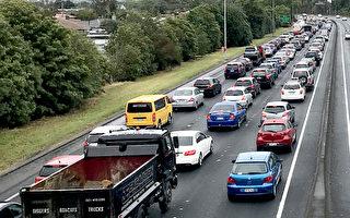 奥克兰交通拥堵噩梦将来会变得更糟