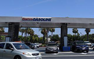 南加汽油稅上漲 平價加油排長隊