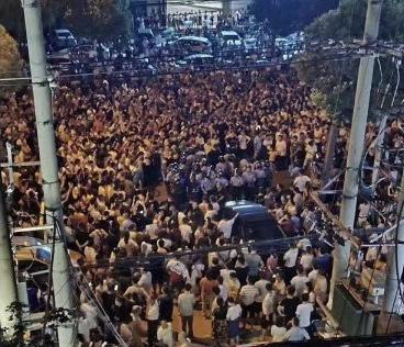湖北萬民持續反垃圾焚燒項目 警察暴力清場