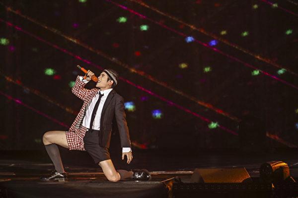 蕭敬騰化身「娛樂先生」 再登大馬萬人體育館開唱