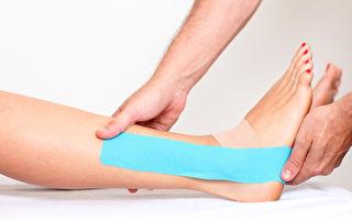 彈性貼布改善酸痛 防運動傷害 教你正確使用