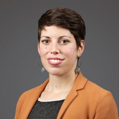 瑞士國會議員麗莎‧馬佐內(Lisa Mazzone)女士。(瑞士綠黨官網)