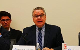 美重量级议员吁制裁迫害法轮功的中共官员