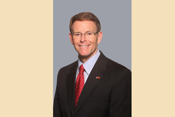 美國國際宗教自由委員會(USCIRF)主席托尼・珀金斯(Tony Perkins)(USCIRF圖片)