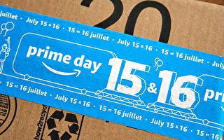 亞馬遜Prime Day時間變長 售出1.75億件商品