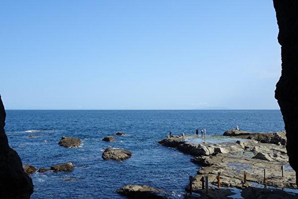 海滨风情 和江之岛的邂逅
