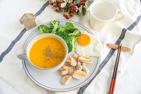 參考基礎餐盤的飲食比例好好進食,營養均衡穩定,代謝順暢。(如何出版提供)