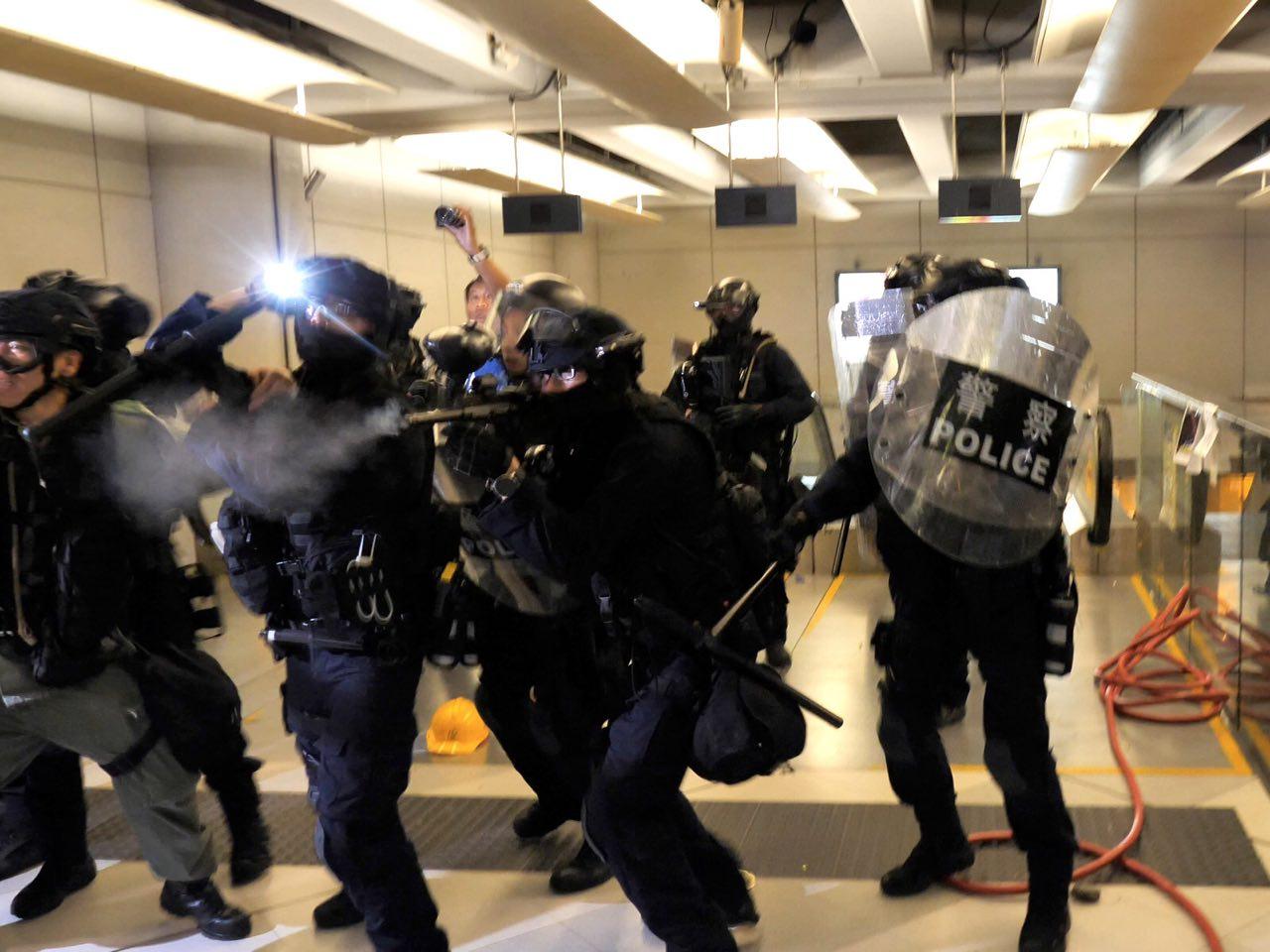 袁斌:中共高調為港警打氣告訴我們甚麼