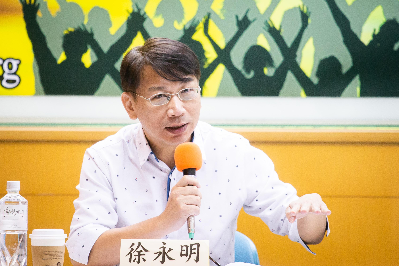 黑道元朗暴打民眾 徐永明:中共滲透港台黑幫