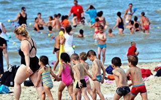 夏日游泳要当心 如何识别儿童溺水