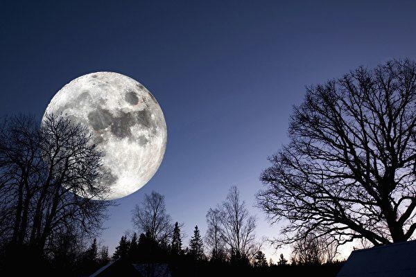 研究发现:史前人类用月亮计时