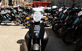 共享轻型摩托车Revel 皇后区布碌崙已布署千台