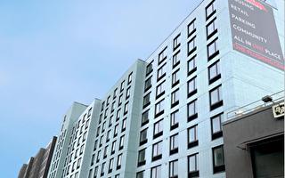 「法拉盛一號」公寓使用協和塑鋼窗